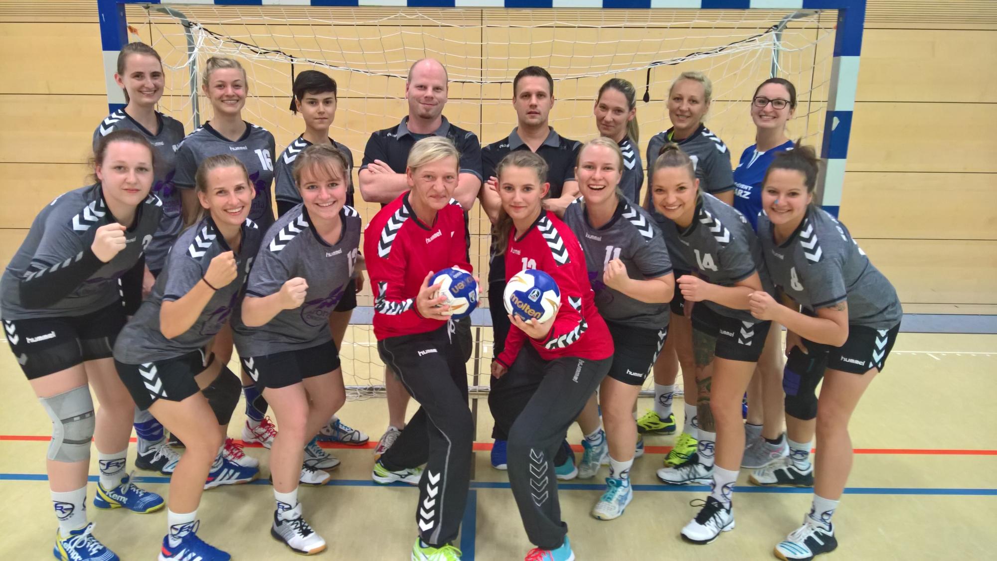 1. Frauen - Saison 2017/2018