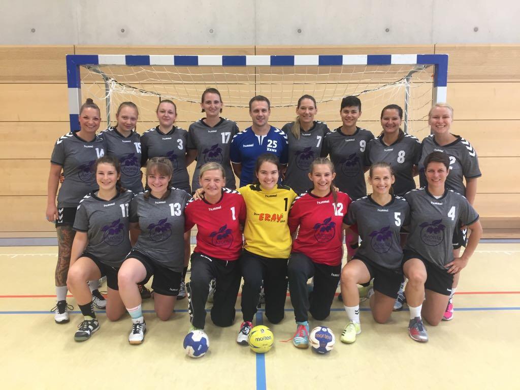 1. Frauen - Saison 2018/2019